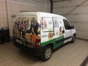 Peugeot Partner Vitasana Club
