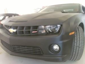 Camaro Black Carbon